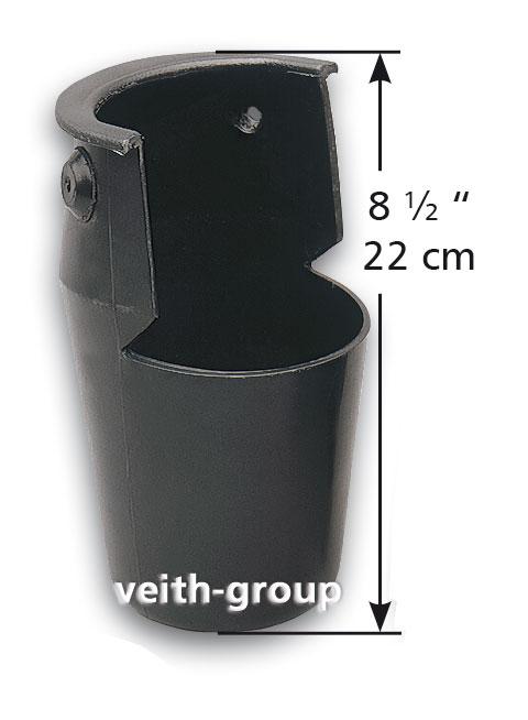 Einfalltasche Korb Universal f/ür Pool Billard Tisch 22 cm
